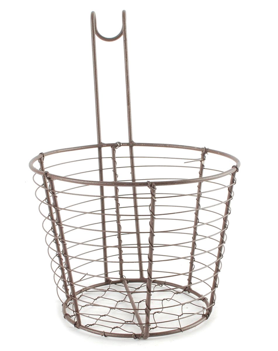 Rustic Wire Egg Basket